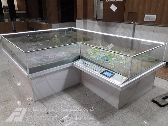 ماکت نمایشگاهی