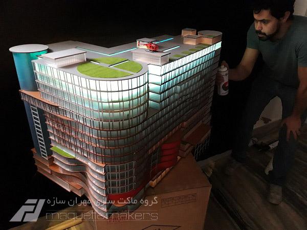 ماکت سازی در تهران